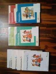 Libros escolares educativos
