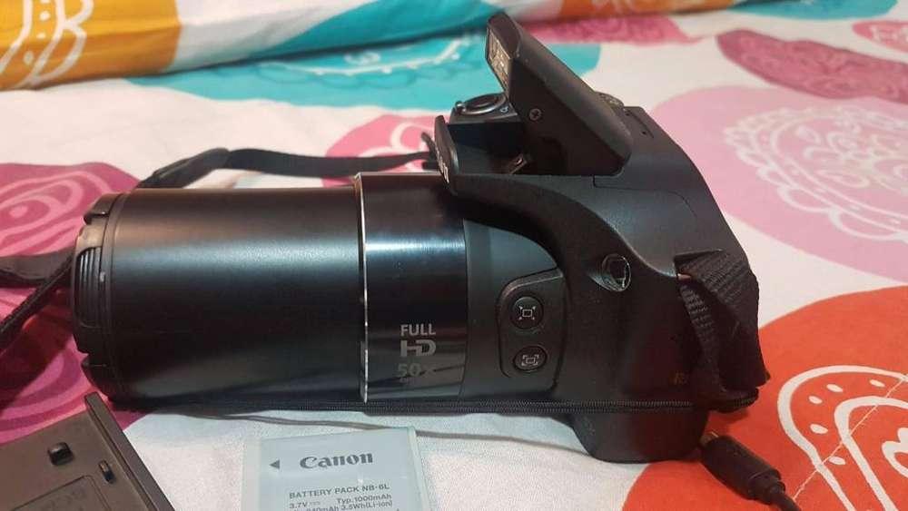 Camara Canon Sx530 Hs Wifi 50x FULL Hd