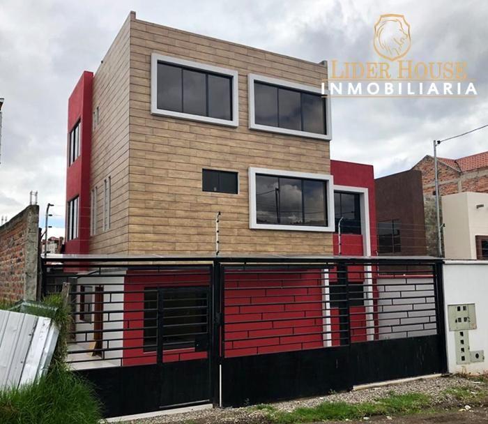 CV42, Se Vende Casa por estrenar, Camino Viejo a Baños (Ave Américas)