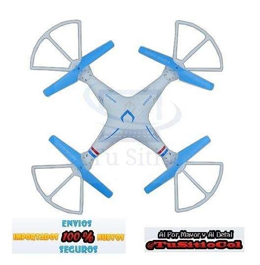 Envio Gratis Drone Quadcoper Dm98 - 2.64hz transmisión Wifi y control