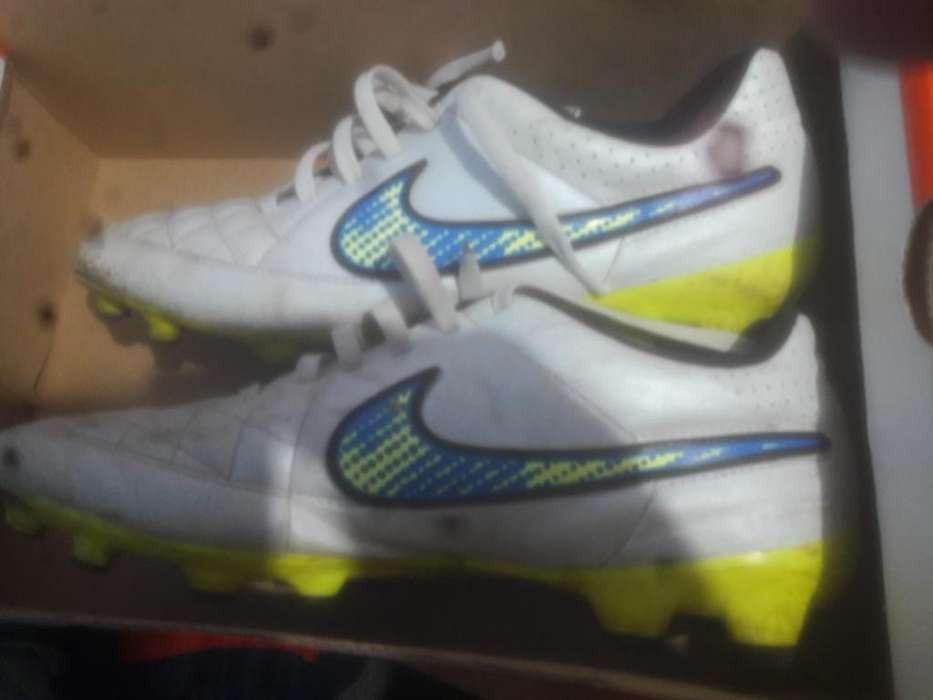 Botines Nike Tiempo Rio Ii