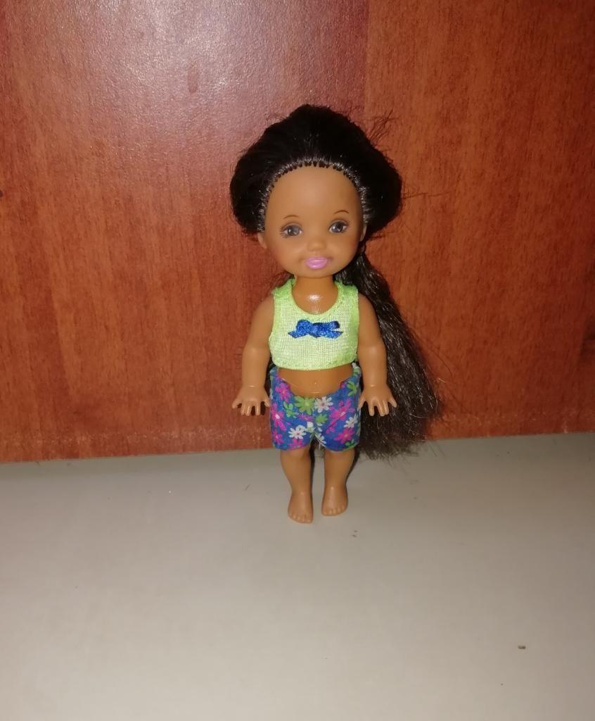 Hermanita de Barbie