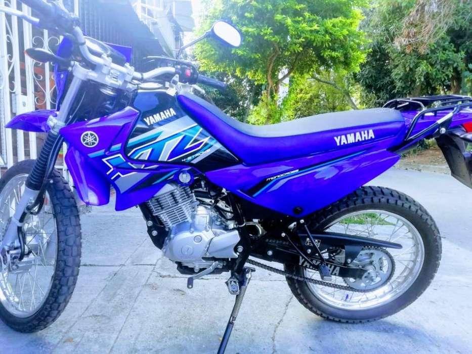 Vendo Moto Yamaha Xtz 125 2019
