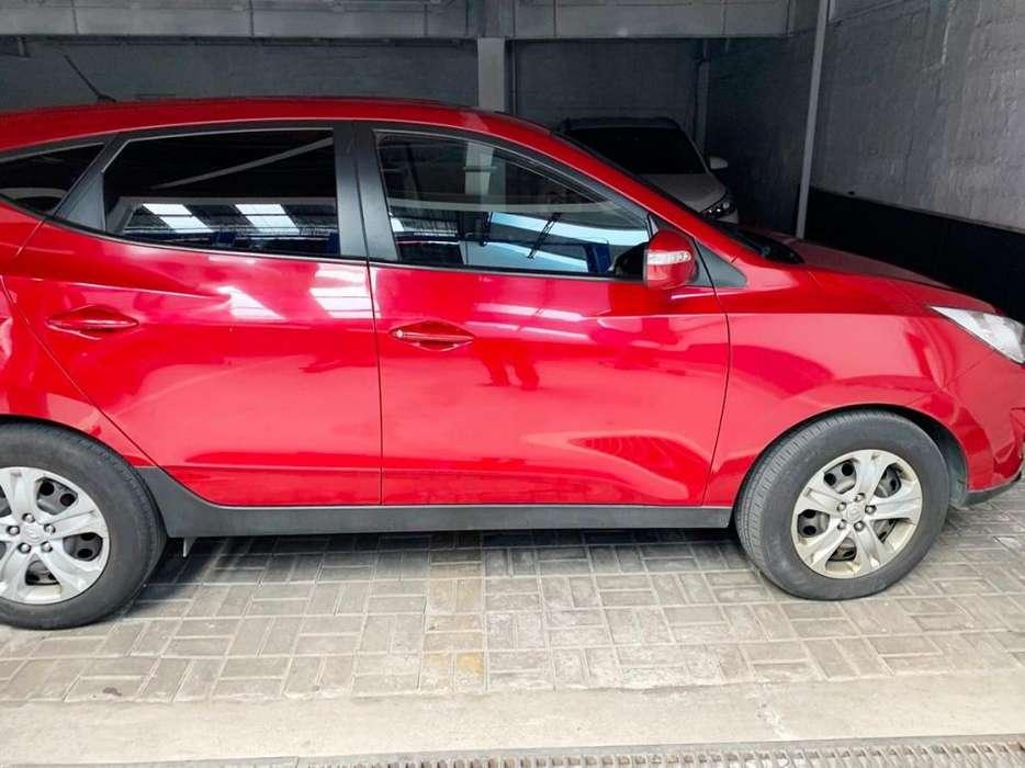 Hyundai Tucson 2012 - 96000 km