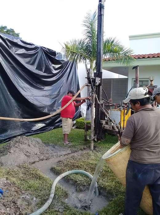 perforación de pozos profundos mantenimiento de pozos y aljibes