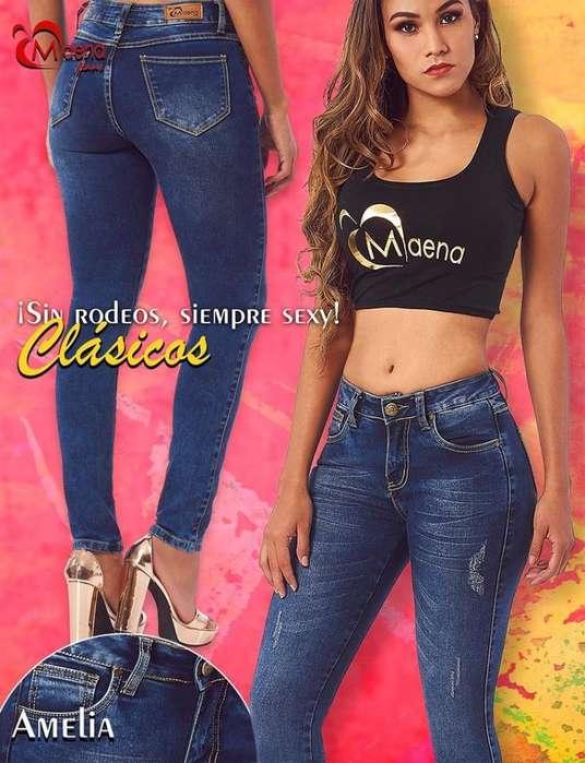 Venta de Jeans.