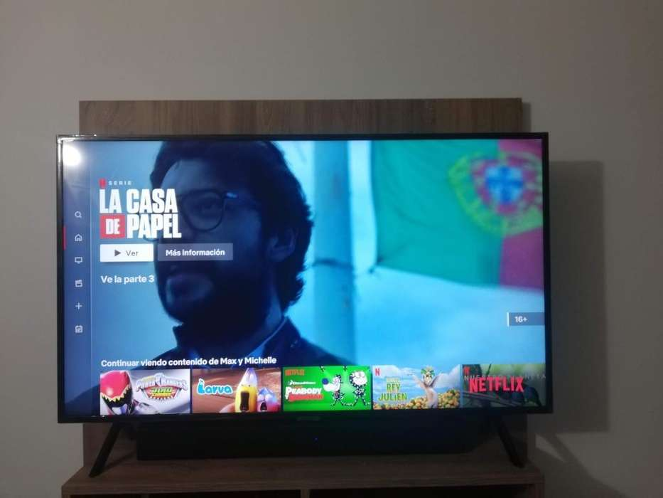 Venta de TV Samsung 4k uktra HD con barra de sonido