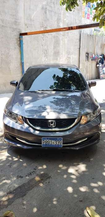 Honda Civic 2014 - 80000 km