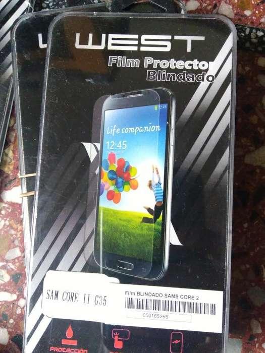 Glass Vidrio Templado Samsung Core 2