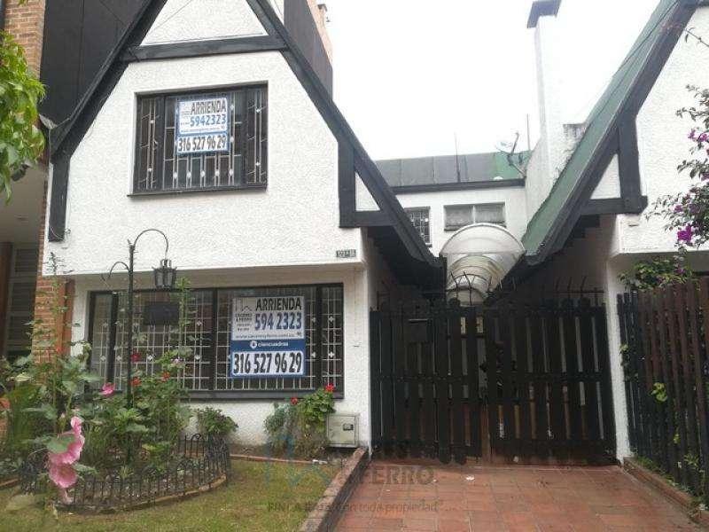Cod. ABCYF20686 <strong>casa</strong> En Arriendo En Bogota Batán