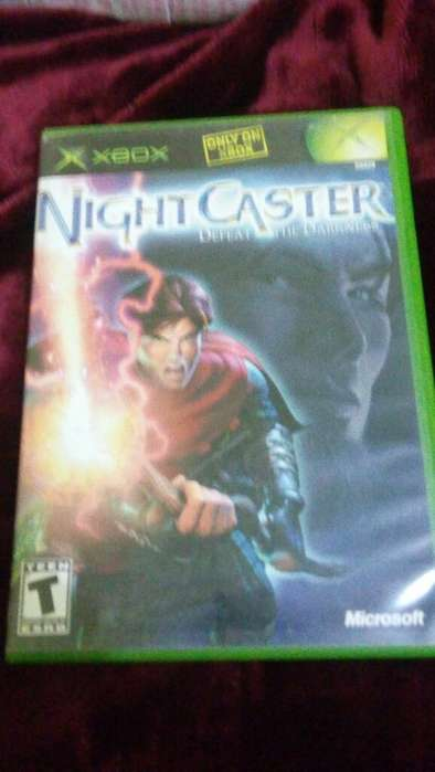 Night Caster Xbox Clasico Xbox 360