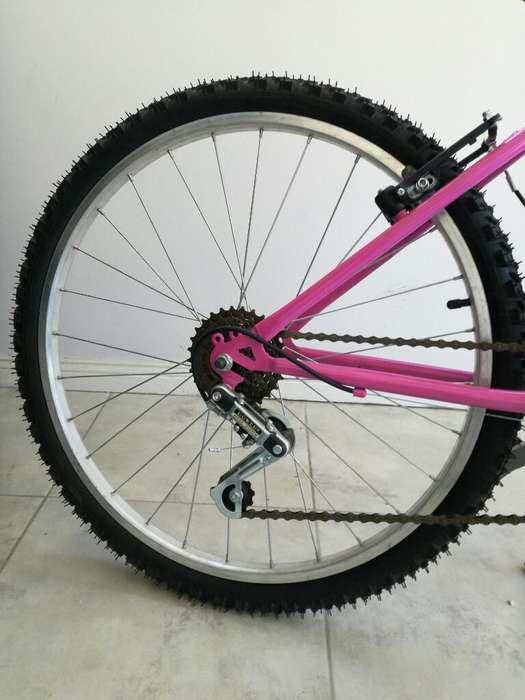 Vendo Bicicleta Rodado 26 sin Uso
