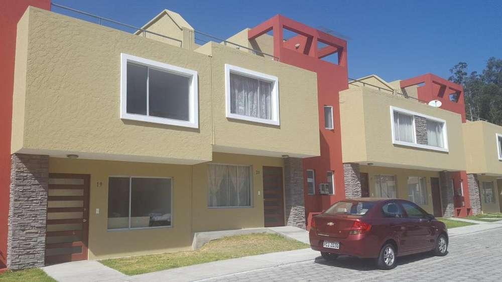 Casa de Alquiler, Los Chillos, Conocoto, Pinar de La Sierra, 3 dormitorios