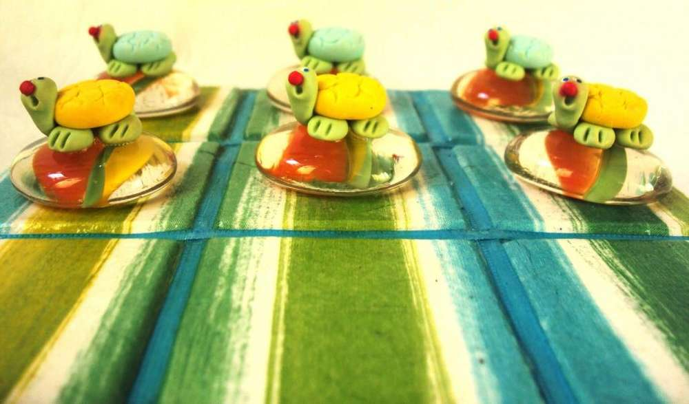 Juegos de mesa artesanales para chic@s
