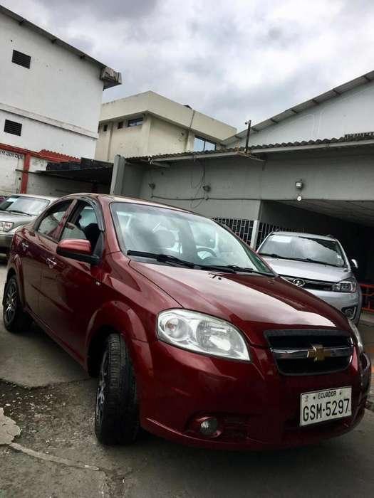 Chevrolet Aveo 2015 - 93000 km