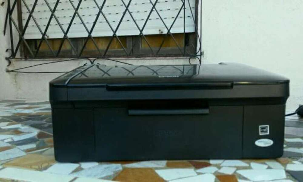 Vendo Impresora Epson Tx115