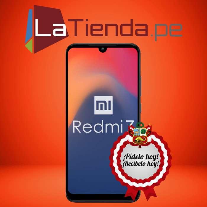 Xiaomi Redmi 7 Android 9.0 Pie