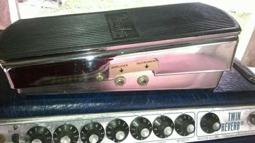 Pedal Volumen Fender Vintage Usa