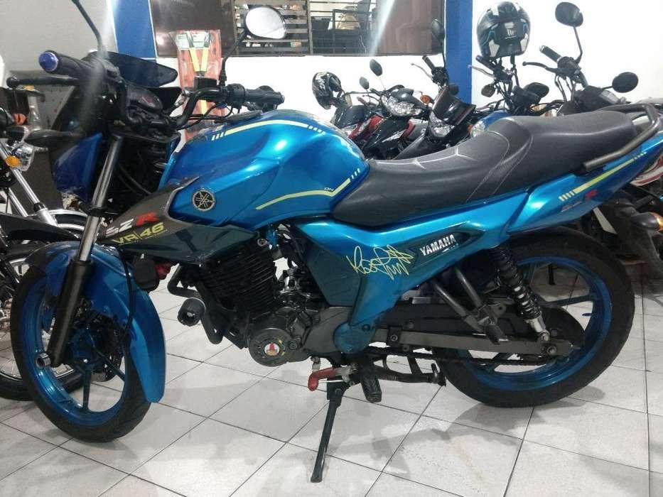 Yamaha Sz-16r 2014