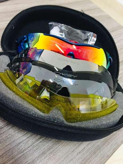 Gafas Okley para Ciclismo!