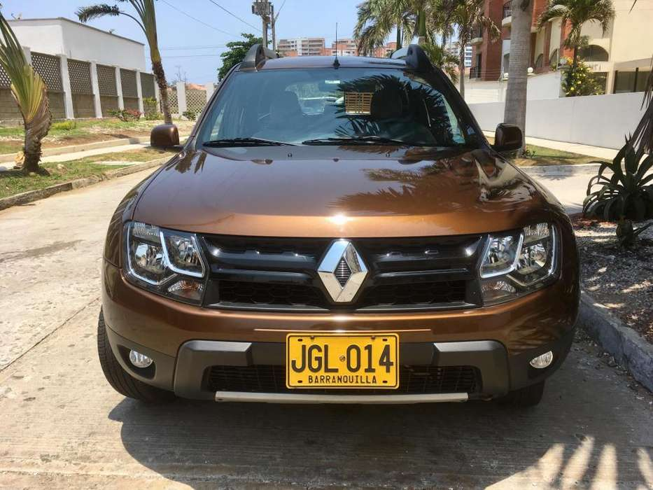 Renault Duster 2017 - 25500 km