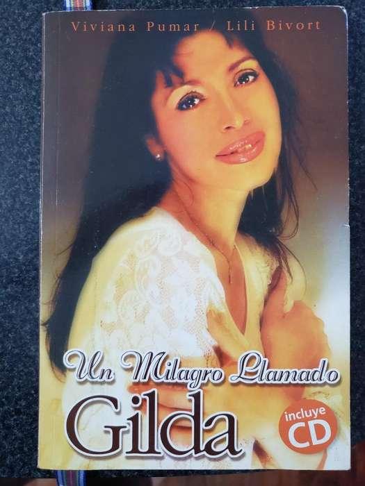 Libro Un Milagro Llamado Gilda