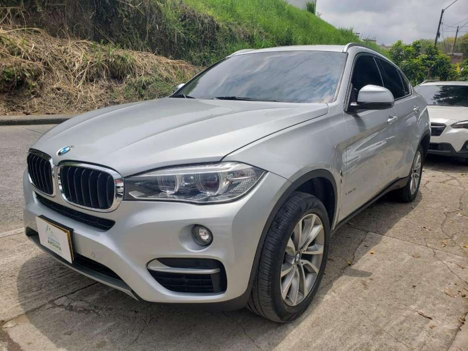 <strong>bmw</strong> X6 2017 - 27000 km