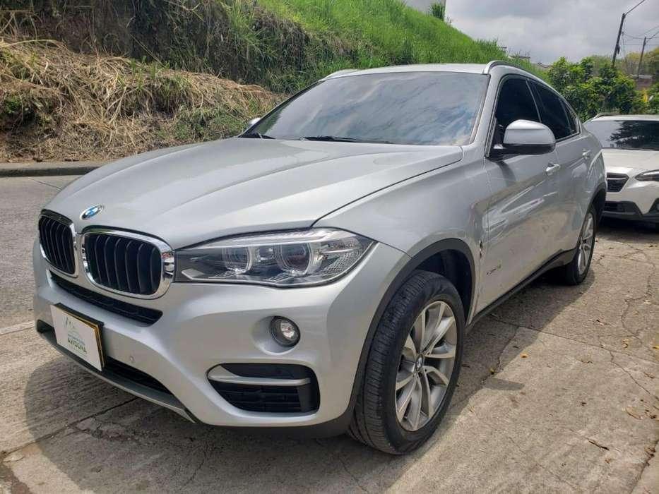 BMW X6 2017 - 27000 km