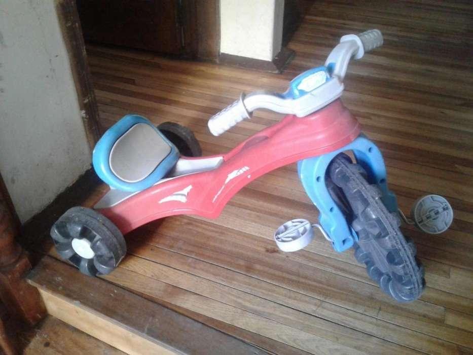Triciclo Americano