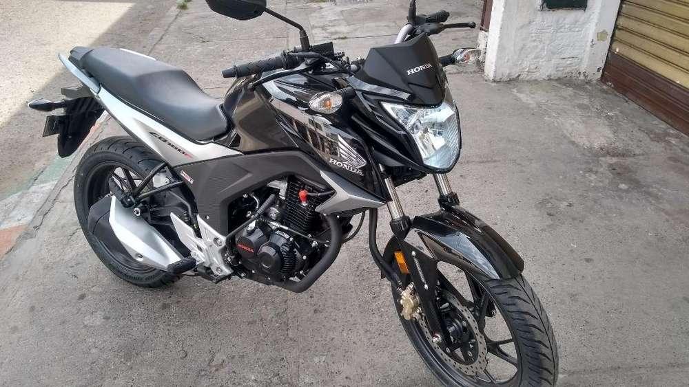 Honda Cb 160 Nueva 0 Klm 2020 Doble Disc