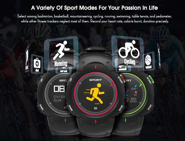 NO.1 F13 Smart Watch