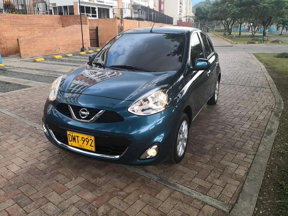 Nissan March 2017 - 12000 km