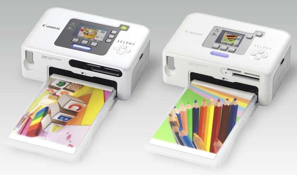 Impresora Canon Selphy CP720