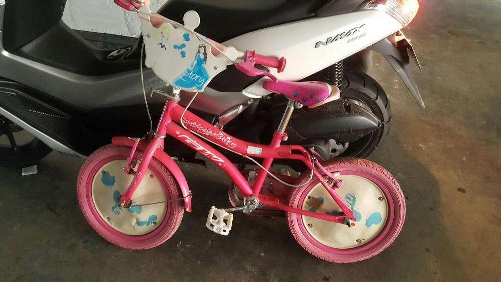 Bicicleta para Niña Excelente Estado