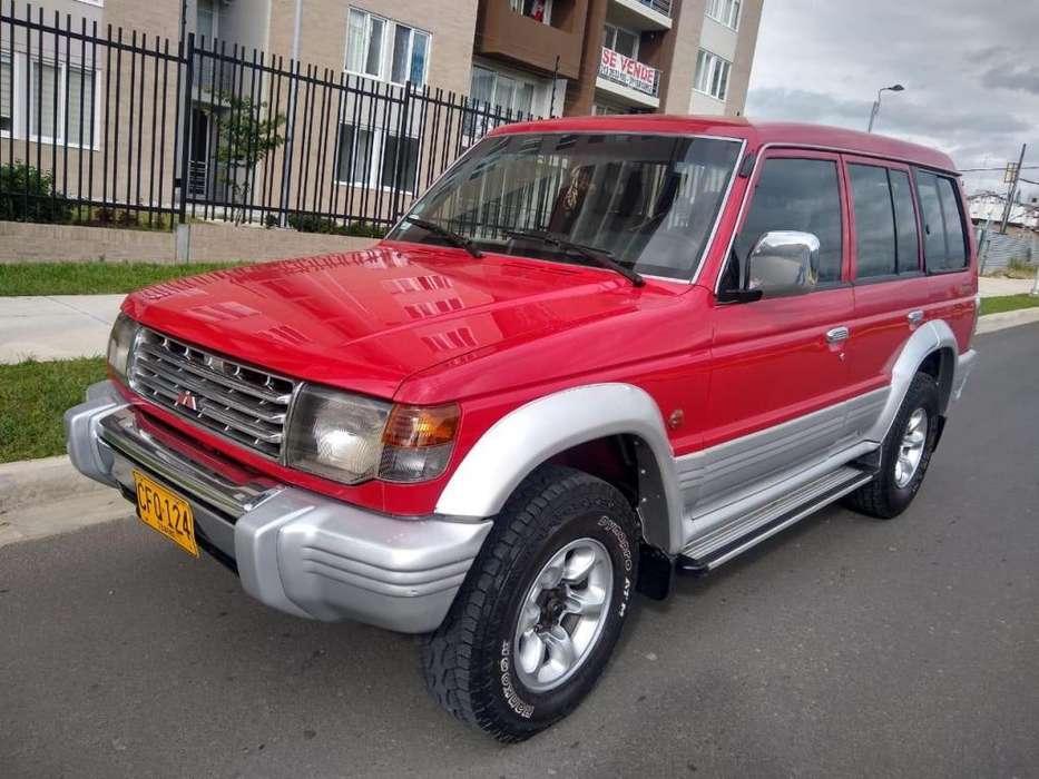 Mitsubishi Montero 2000 - 300000 km