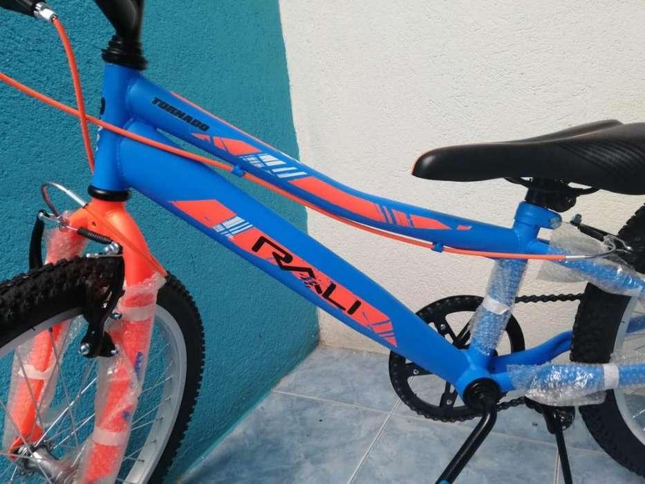 Bicicletas Nuevas para Niño Marca Rali