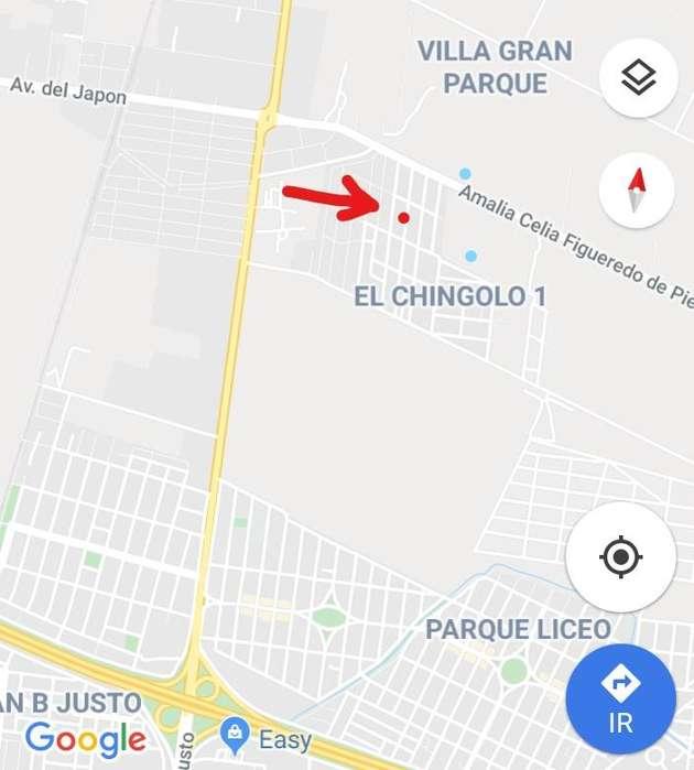 Vendo Lote en Barrio El Chingolo