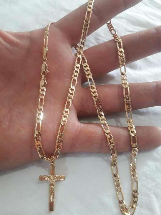 Vendo Cadema Oro Laminado