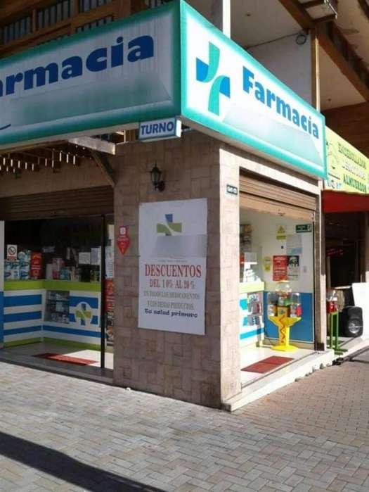 Vendo <strong>farmacia</strong> Nacional