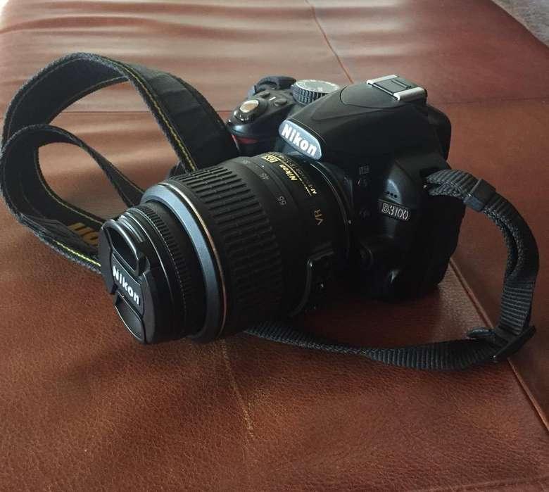 Camara Fotografica Nikon D 3100