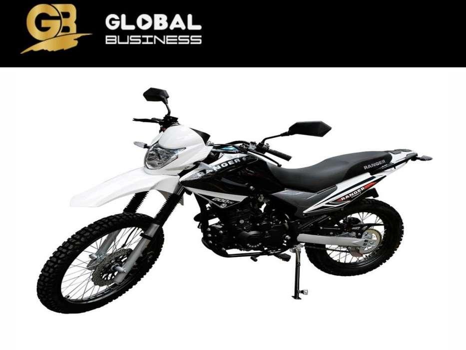 Moto Ranger 200 GY-8 Año 2019 200cc