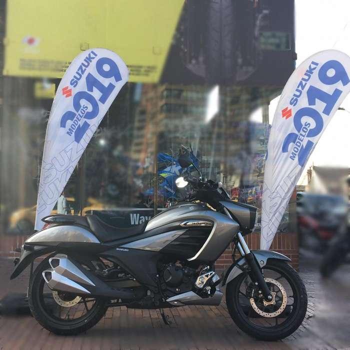 Suzuki INTRUDER 155 Cc 2019 Financiable!