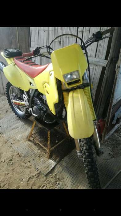 Vendo Drz 400e Documentos de Remate
