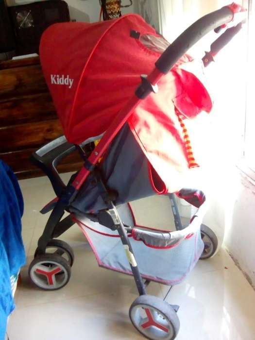 Cochecito Zap Travel Kiddy Usado
