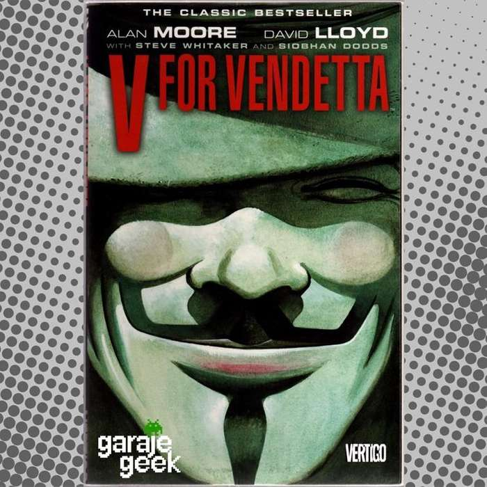 Cómic V for Vendetta