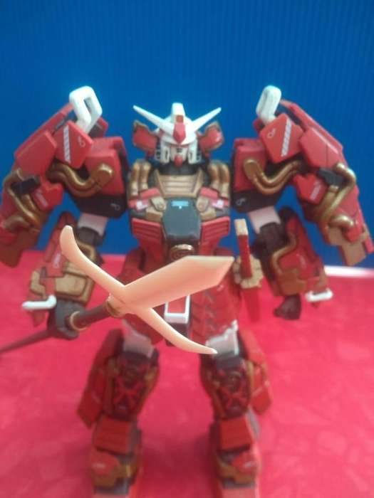 Lote #9 Gundam Fix Figuration Shin Musha