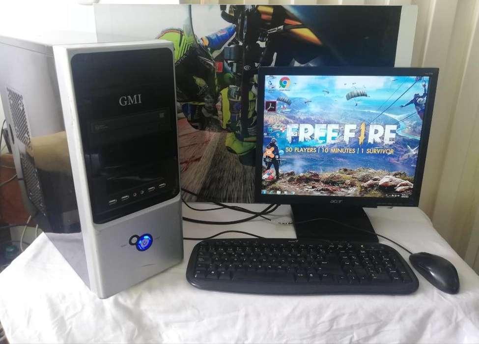 Computador de Mesa Core Duo 2 Duo
