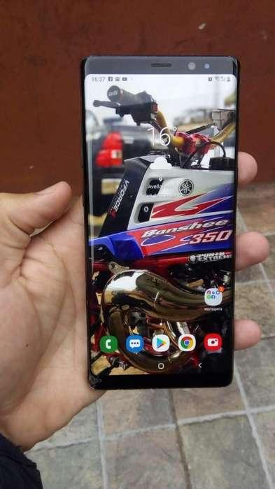 Samsung Note 8 Libre Permuto iPhone,lg,motorola