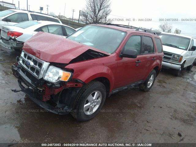 Ford Escape 2011 - 10000 km