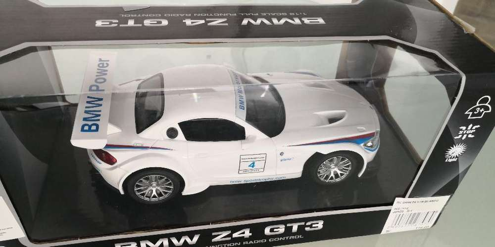 Bmw Z4 Gt3 Auto a Control Remoto
